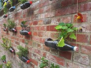 Schwebender Garten