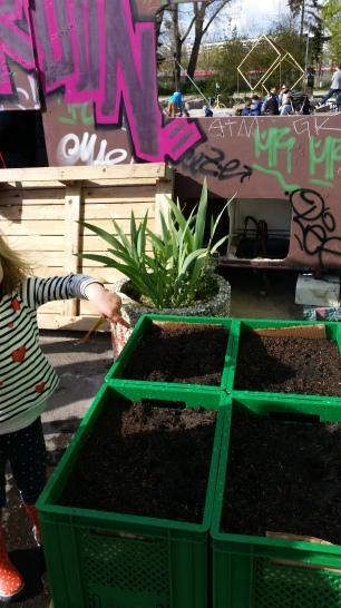 Ideen Zum Nachmachen 7 Mobile Kompostbeete Bauen Freigarten Potsdam